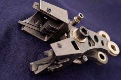 Pince de forge en fabrication additive métallique