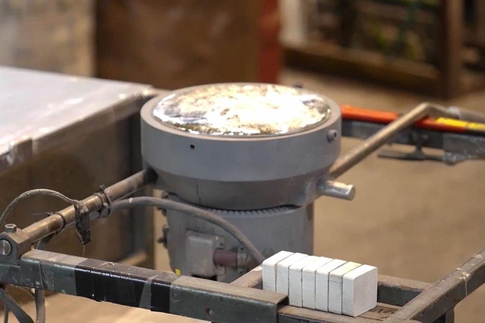 Bain d'aluminium QualiFlash®