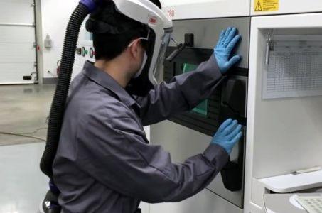 Fabrication additive machine fusion sur lit de poudre Spartacus3D