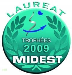Trophée MIDEST 2009
