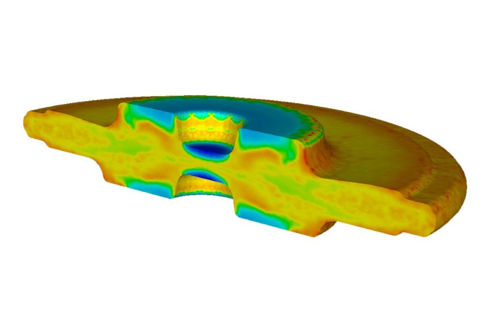 Simulation numérique de forge (Transvalor)