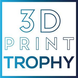 Logo trophée 3D PRINT
