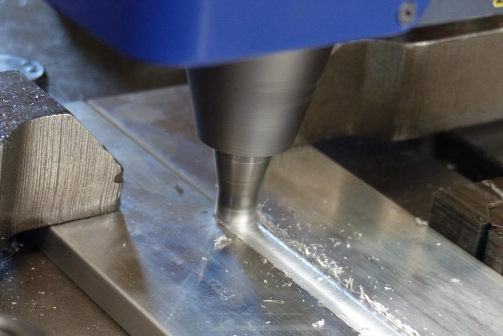 FSW des alliages d'aluminium