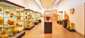 Musée de la cité antique d'Idalion à Chypre