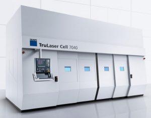 Trumpf TruLaser Cell 7040
