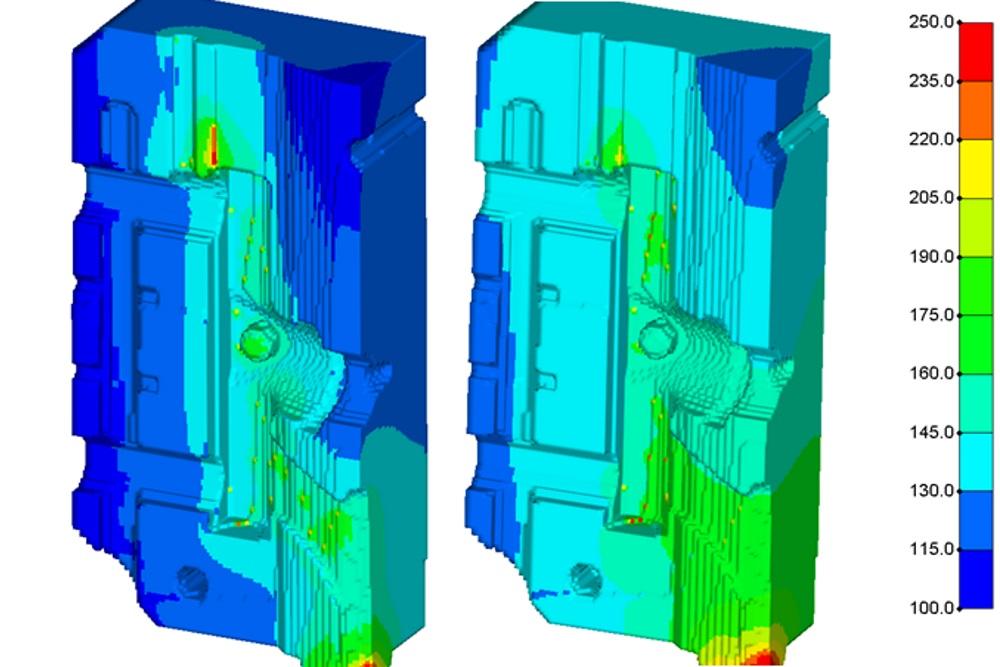 Méthodologie de simulation numérique en fonderie.
