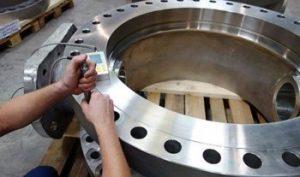 Audit de fonderie - contrôle non destructif de pièces en fonte.