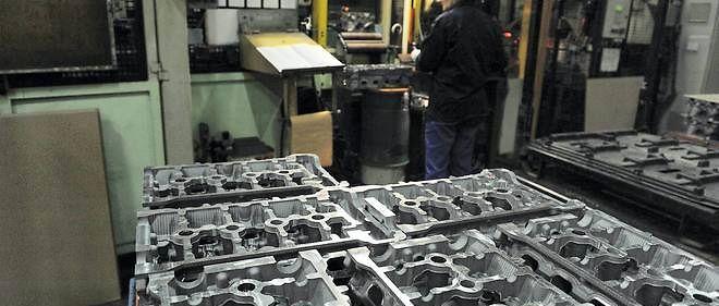 Culasse en production