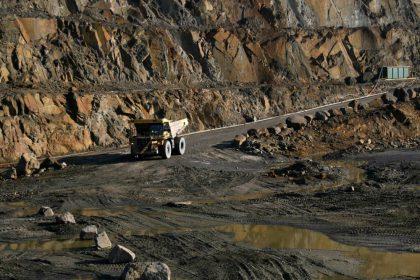 Sables de fonderie - Kerphalite sable - Glomel en Bretagne.